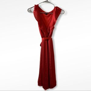 Apt 9 Red Party Dress Size Small